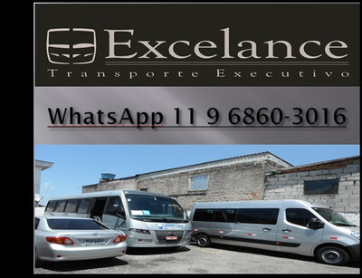 Aluguel De Vans Para Viagens, Aeroportos, Feiras E Eventos