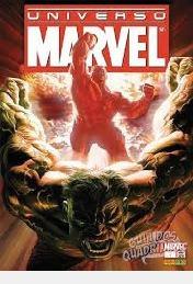 Universo Marvel Nº 01 - Panini - 2010 O Incrível Hulk Ve