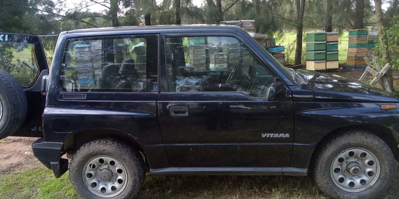 Camioneta Suzuki Vitara 4x4 Año 1994