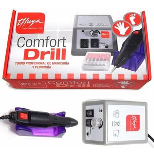 Thuya Comfort Drill Torno Profesional Manicuria Pedicuria
