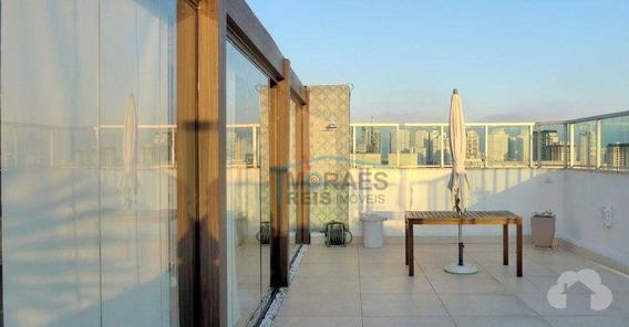 Apartamento Com 3 Dormitórios À Venda, 102 M² Por R$ 1.450.000,00 - Alto Da Boa Vista - São Paulo/sp - Ap11676