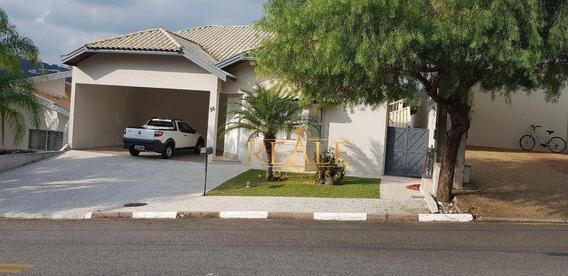 Casa Com 3 Dormitórios À Venda, 219 M² Por R$ 1.200.000 - Condomínio Recanto Dos Paturis - Vinhedo/sp - Ca1263