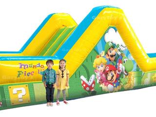 Brincolines Inflables Escaladora 6x3m Garytoys® Super Promo!