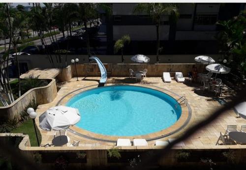Apartamento Com 3 Dormitórios Para Alugar, 265 M² Por R$ 5.950,00/mês - Aparecida - Santos/sp - Ap5014