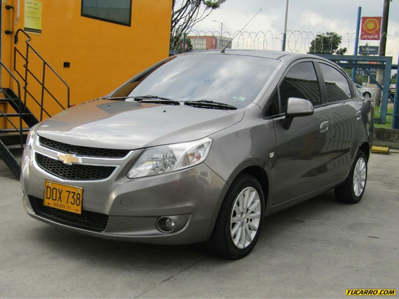Chevrolet Sail Ltz Limited