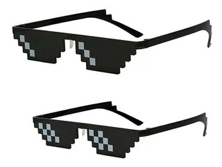 Lentes Pixelados (deal With It)