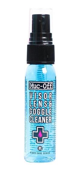 Limpador Muc-off Viseira, Lentes E Óculos