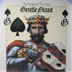 Gentle Giant - The Power And The Glory - Lp