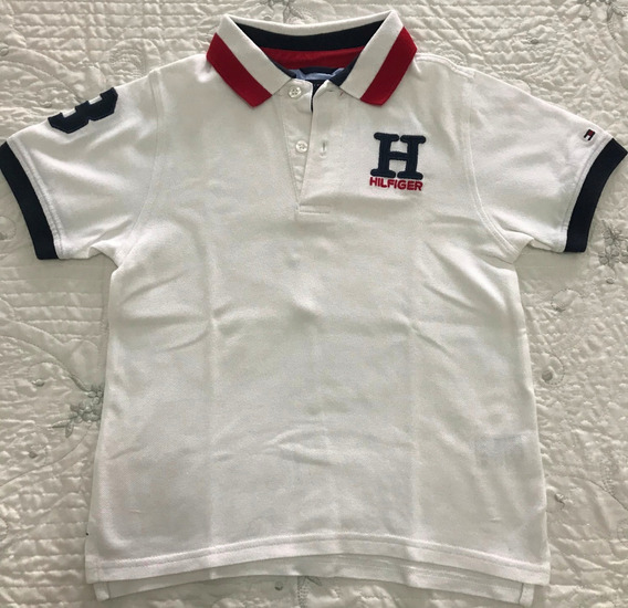 Chomba Tommy Hilfiger Niño T. 7 Impecable !!!