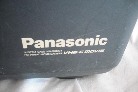 Camera Panasonic Vhs Nv M30 Na Maleta