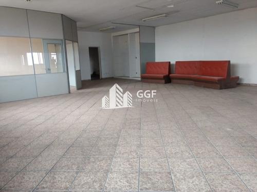 Sala Comercial Para Locação No Bairro Vila Formosa, 210 M² - 88