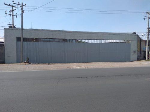 Excelente Nave Industrial En Tezoyuca Estado De México