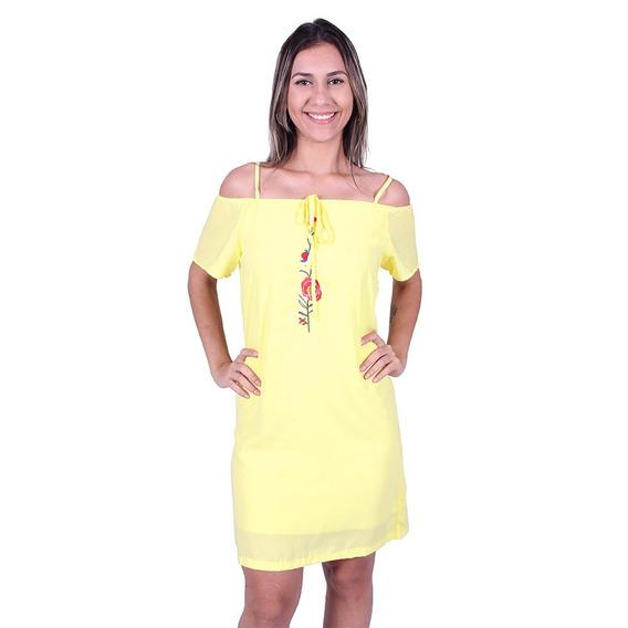 Vestido Liso Heli - Asya Fashion