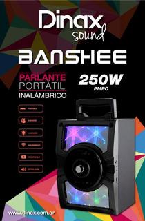 Parlante Banshee O Jersey Con Entrada P/ Micròfono. Original