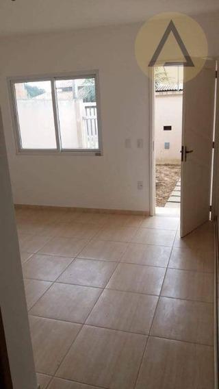 Casa À Venda, 70 M² Por R$ 220.000,00 - Jardim Franco - Macaé/rj - Ca1012