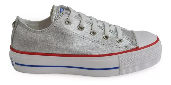 Zapatilla Converse Chuck Taylor All Star Lift Met 566620c Mu
