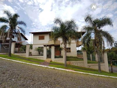 Casa Com 2 Dormitórios À Venda, 205 M² Por R$ 511.000 - Hamburgo Velho - Novo Hamburgo/rs - Ca2587
