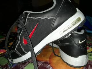 Zapatillas Nike Golf Talle 30