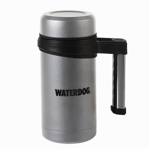 Jarro Vaso Térmico Acero Inox Waterdog 500cc C/tapa Y Filtro