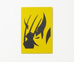 Quadro Wolverine X-men