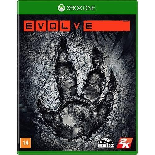 Evolve - Xbox One Lacrado Novo Mídia Física