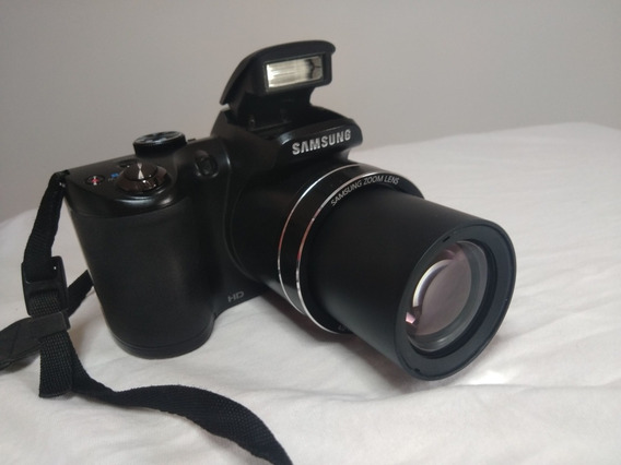 A Samsung Wb100 Câmera Fotográfica Digital Semi-profissional