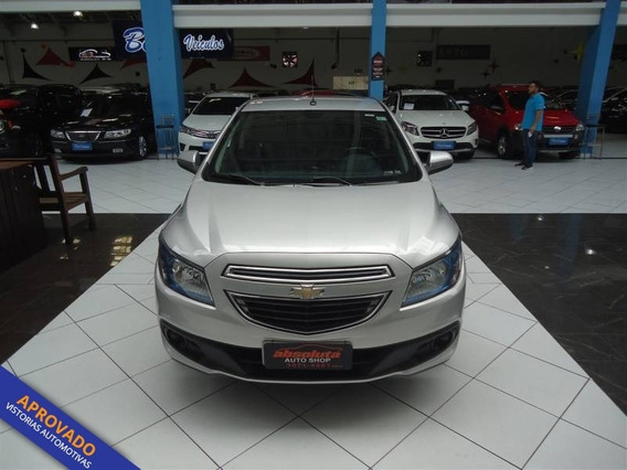 Chevrolet Onix Lt 1.4 4p Flex Automático