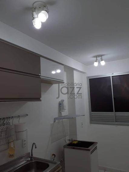 Apartamento Com 2 Dormitórios À Venda, 45 M² Por R$ 180.000,00 - Matão - Sumaré/sp - Ap3139