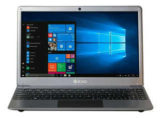 Notebook Exo Smart Xs2-f3145 Intel Core I3 4gb 500gb 14.1