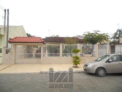 Imagem 1 de 15 de Casa 5 Quartos Centro De Matinhos - 214sh-1