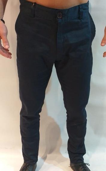 Pantalón Hombre De Vestir Farenheite Clasico Lisboa