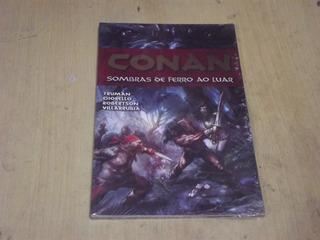 Hq Conan Sombra Do Ferro Ao Luar