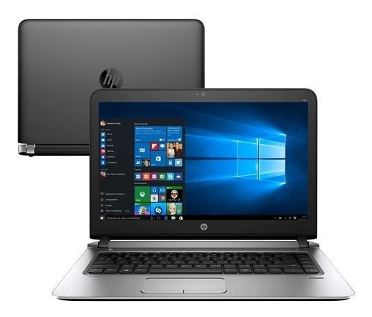 Notebook Hp Intel Core Com Ssd Com 16gb Hdmi E Garantia