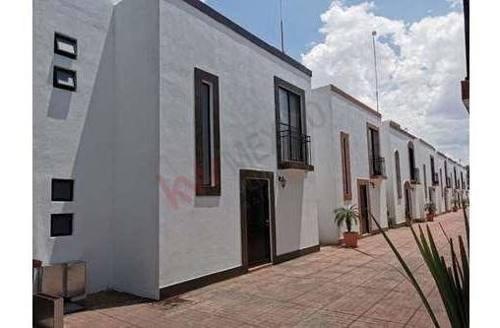 Casa En Venta En Priv. Porfirio Díaz En Pozos En San Luis Potosí