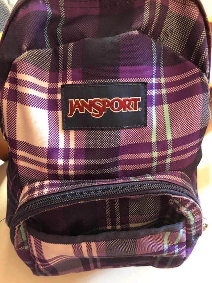 Mochila Jansport Mini