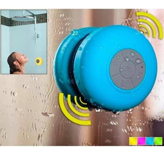 Mini Caixinha Som Bluetooth Portátil Prova De Água