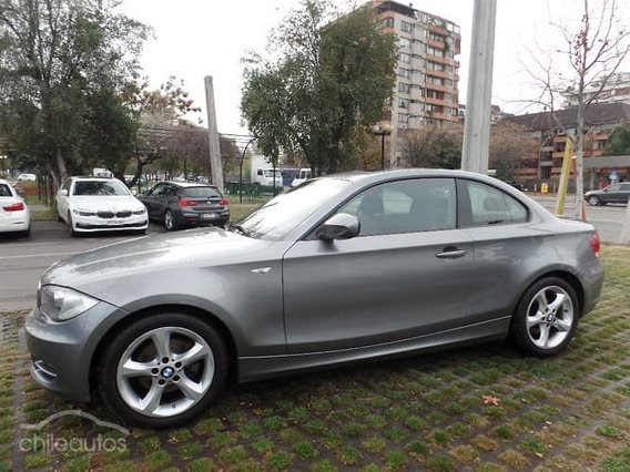 Bmw 120 2.0 Coupe At 2010