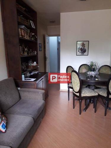 Apartamento Com 2 Dormitórios À Venda, 50 M² Por R$ 309.000,00 - Socorro - São Paulo/sp - Ap24872