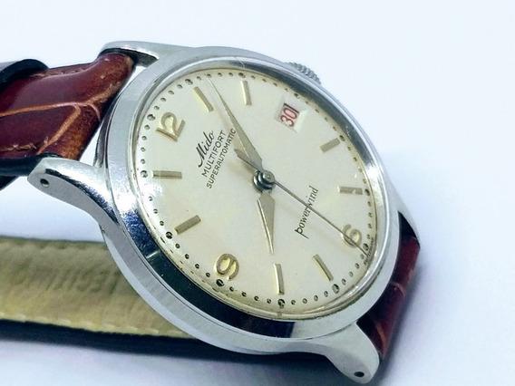 Relógio Mido Multiford- Superautomátic !