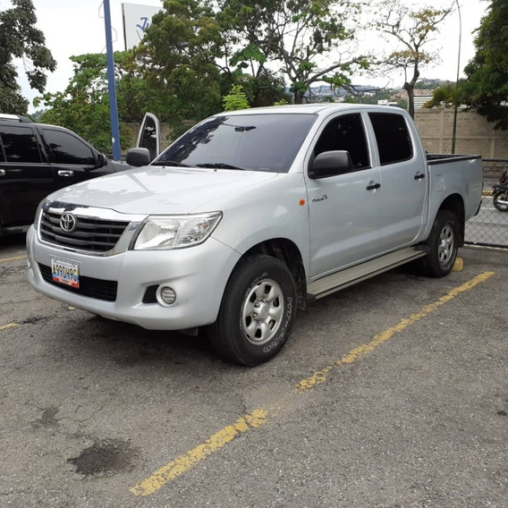 Hilux Kavak Motor 2.7 Sincronico 2013