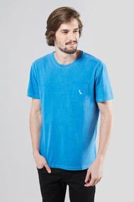 Camiseta Bolso Suspiro Pica-pau Bordado Reserva