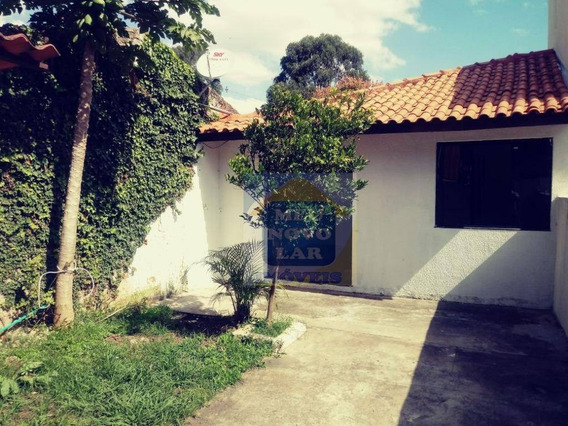 Casa Residencial Para Locação, Campo Comprido, Curitiba. - Ca0152