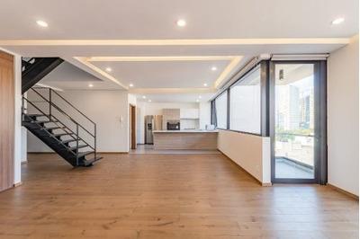 Precioso Penthouse Listo Para Estrenar En Polanco