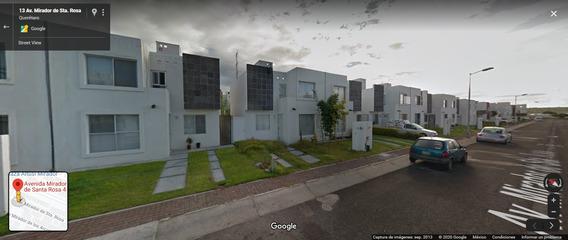 Casa De Remate Bancario En Col El Marques