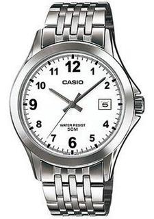 Reloj Casio Mtp-1380d Hombre Malla Acero Inox Sumerg 50m