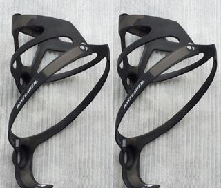 02 Unidades - Suporte Caramanhola Fibra De Carbono 16 Gramas