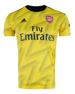 Camisa adidas Arsenal 19/20 - Personalize Gratis