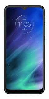 Smartphone Motorola One Fusion 64gb Verde 4g 4gb Tela 6,5