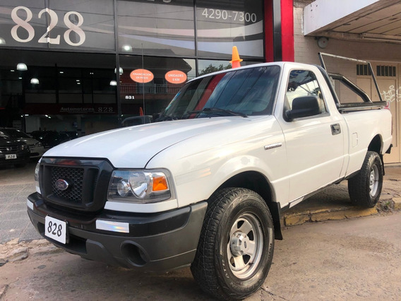 Ford Ranger 3.0 Xl Plus Sc Full 2007 Anticipo 50%