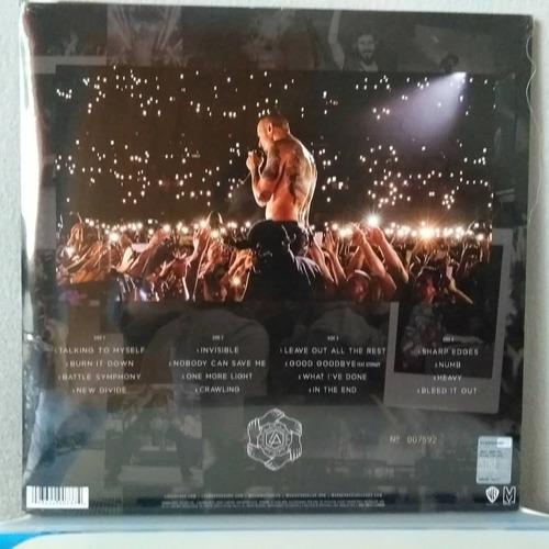 Linkin Park One More Light Live Pronta Entrega Mercado Livre